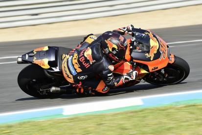 KTM's 2019 MotoGP prototype out of 2018 version's reach at Jerez