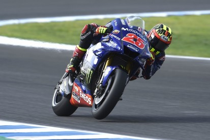 Yamaha MotoGP team admit it's struggling in Jerez practice