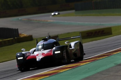 WEC Spa: Pole-winning Toyota excluded, Alonso car promoted to first