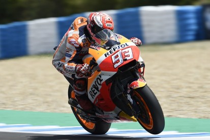 MotoGP Jerez: Marquez tops FP3, Dovizioso and Vinales miss Q2 spots
