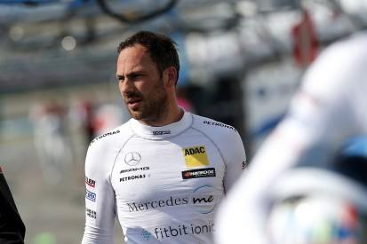 DTM Hockenheim: Mercedes' Gary Paffett seals win from pole