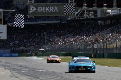 DTM Hockenheim: 'Surprise' win proves doubters wrong, says Mercedes
