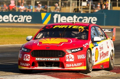 Perth Supercars: McLaughlin takes surprise double win