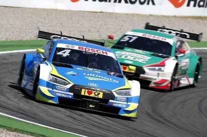 DTM Hockenheim: Struggles in opener proving aero fears, say Audi