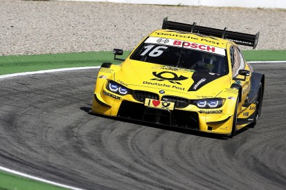 DTM Hockenheim: Glock takes pole ahead of reigning champion Rast