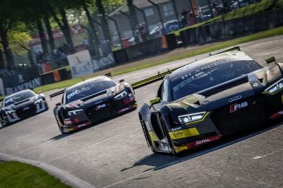 Blancpain Brands Hatch: Leonard and Vervisch lead Audi 1-2-3
