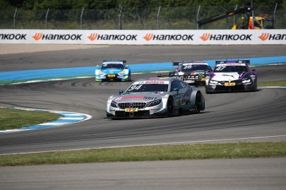 Ex-Formula 1 driver Pascal Wehrlein surprised by DTM return form