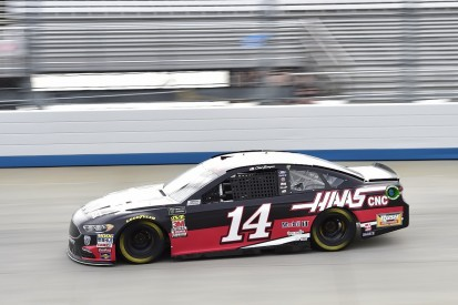 Harvick's late NASCAR Cup Dover race threat put Bowyer 'in trouble'