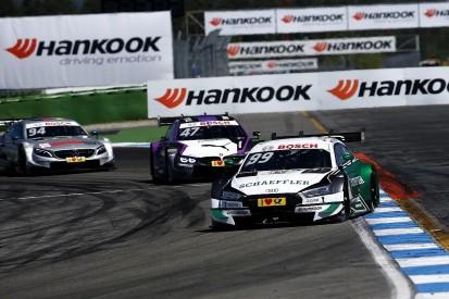 Audi can't explain drastic improvement between Hockenheim DTM races