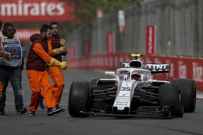 Williams queries stewards F1 Azerbaijan GP calls and Alonso recovery