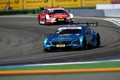 Paffett: Mercedes' Hockenheim DTM form makes its exit 'frustrating'