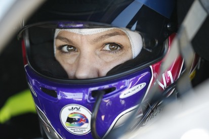 Katherine Legge chasing Pietro Fittipaldi IndyCar stand-in role