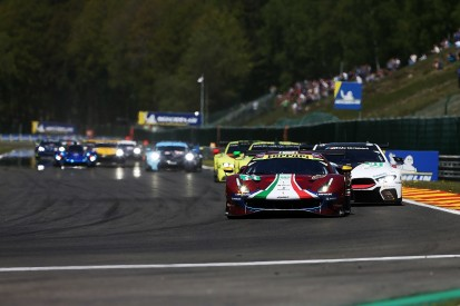 Ferrari warned not to 'delude' itself with Spa WEC GTE podium