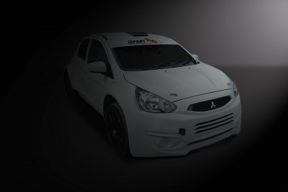 Swedish team developing electric Mitsubishi built around R5 rally rules
