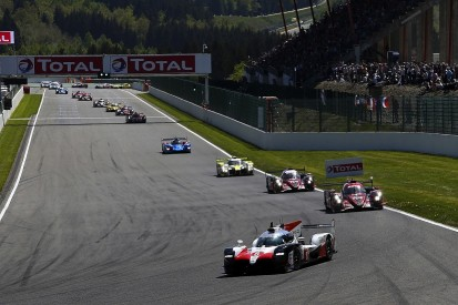 Toyota surprised LMP1 privateers were so far behind in Spa WEC