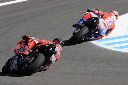 Andrea Dovizioso: Jorge Lorenzo blocked me at all costs at Jerez