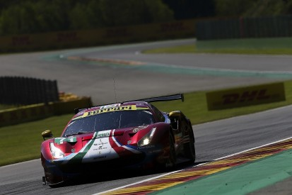 Ferrari in talks over new 'GTP' World Endurance LMP1 rules