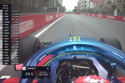 Formula 1 to experiment more with new halo TV graphics