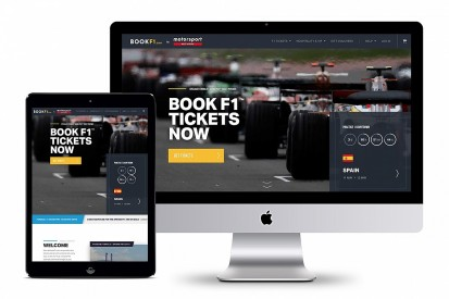 Motorsport Network enters ticketing market with acquisition of BookF1.com