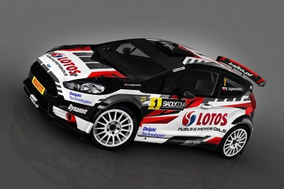Triple ERC champion Kajetanowicz makes WRC2 move with R5 Fiesta