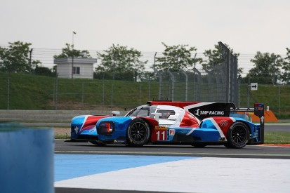 Jenson Button completes first WEC LMP1 test with SMP Racing
