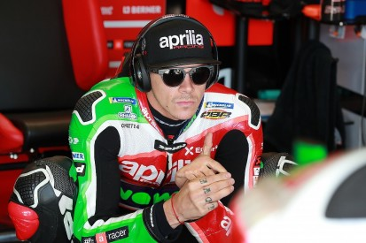 Redding fears he's running out of time to keep Aprilia MotoGP seat