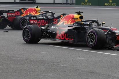 Red Bull tells engineers to intervene in Ricciardo/Verstappen battles