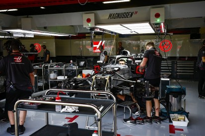 Haas strengthens F1 car's bodywork after early-2018 breakages