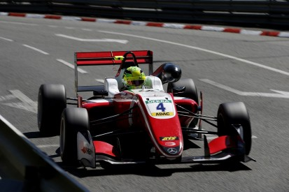 European F3 Pau: Schumacher beats MABA winner Ticktum in practice