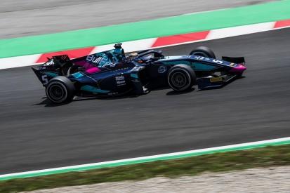 F2 Spain: DAMS driver Albon tops practice ahead of Sette Camara