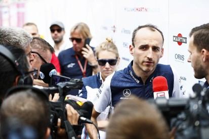 Robert Kubica: 2018 Williams F1 car not enjoyable to drive in Spain FP1