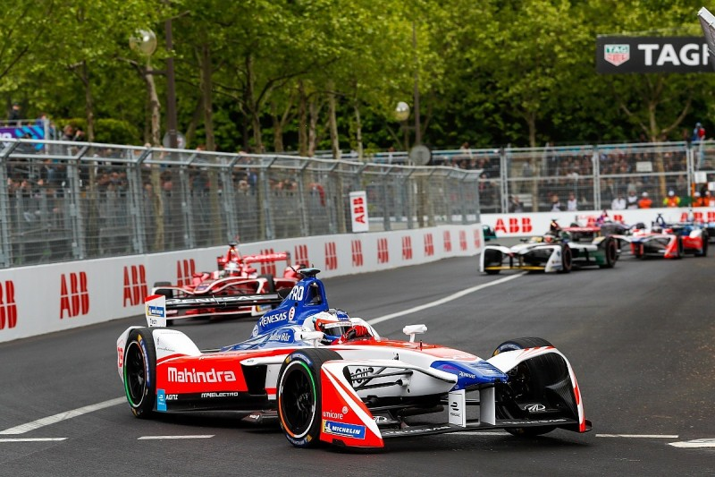 Mahindra's Rosenqvist wants to temporarily 'forget' Formula E title