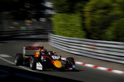 Pau European Formula 3: Red Bull junior Dan Ticktum on pole