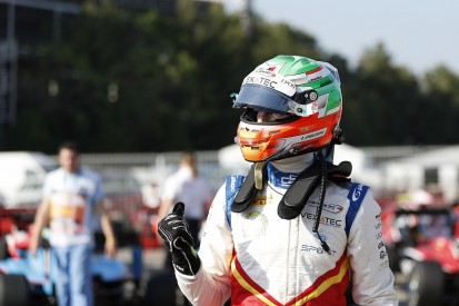 Barcelona GP3: Pulcini upstages ART drivers to give Campos pole