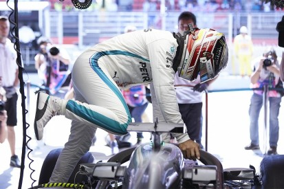 Lewis Hamilton reckons Ferrari sandbagging in Spanish GP practice