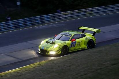 Nurburgring 24 Hours: Vanthoors heads Porsche 1-2-3 in qualifying
