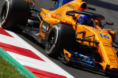 Fernando Alonso: McLaren Formula 1 car upgrades are 'much better'