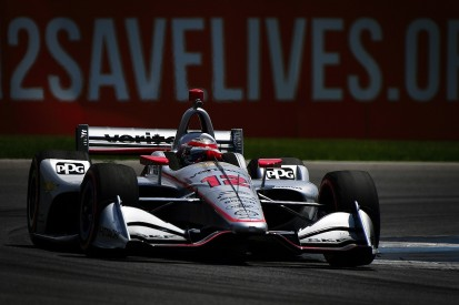 Indianapolis road course IndyCar: Power denies Wickens pole