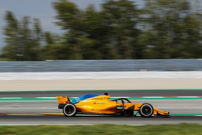 Fernando Alonso takes second F1 2018 turbocharger for Spanish GP