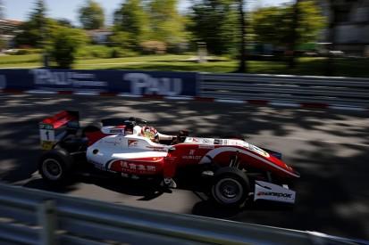 European F3 Pau: Ferrari protege Zhou leads Prema 1-2 in opener