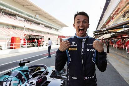 Alexander Albon secures full-season F2 DAMS seat