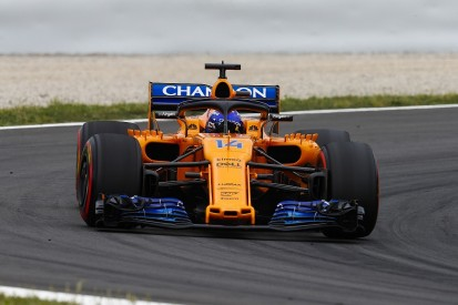 Alonso: top Formula 1 teams still in 'another league' from McLaren
