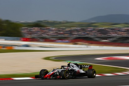 Spanish GP: Haas's Kevin Magnussen feels like he's on pole position