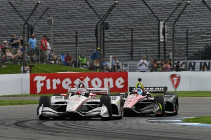 Power fends off Dixon and Wickens for Penske's 200th IndyCar win