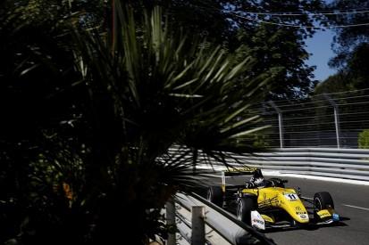 European F3 Pau: Fenestraz survives collision to win
