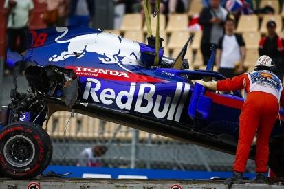 Formula 1: Honda change pushes Hartley to penalty brink