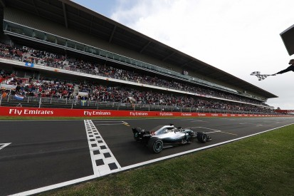 Spanish Grand Prix: Lewis Hamilton dominates in Mercedes one-two