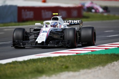 'Very painful' Williams seat caused Sergey Sirotkin's hardest race