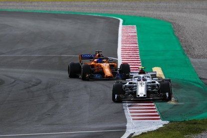 Charles Leclerc learned twice as much battling Fernando Alonso