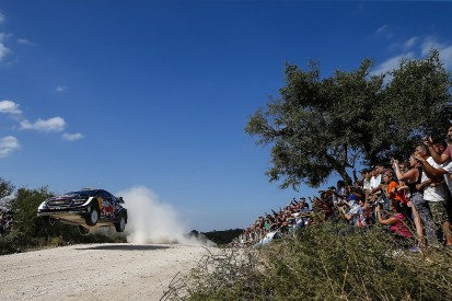 M-Sport Ford WRC team thinks it has low-grip fix after Argentina